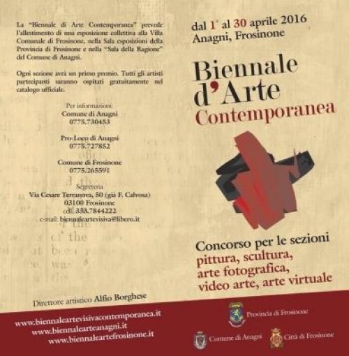 Leonardo serafini biennale di arte contemporanea di for Arte e arredo frosinone